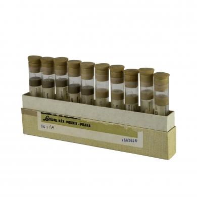Hedvábí sterilní skané vlákno v konzervaèním roztoku 10 rourek