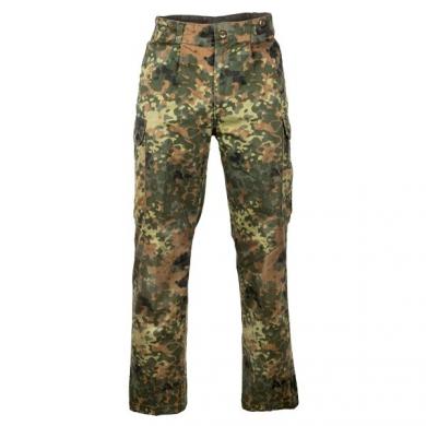 Kalhoty dìtské BW polní FLECKTARN použité