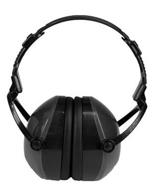 Sluchátka proti hluku ÈERNÉ