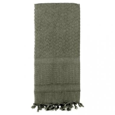 Šátek SHEMAGH SOLID 107 x 107 cm FOLIAGE
