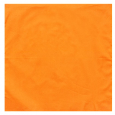 Šátek JUMBO ORANŽOVÝ 68 x 68 cm