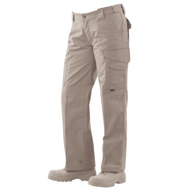 Kalhoty dámské 24-7 TACTICAL rip-stop KHAKI