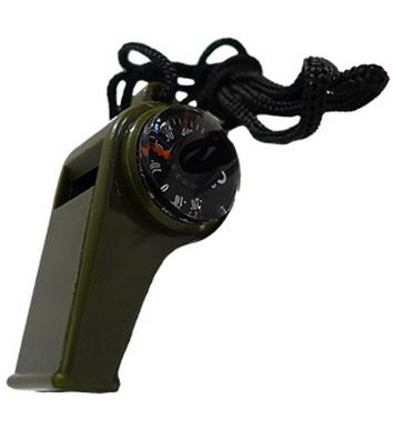 PМ²alka plastovА s kompasem a teplomЛrem OLIV