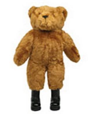 Medvídek TEDDY velký