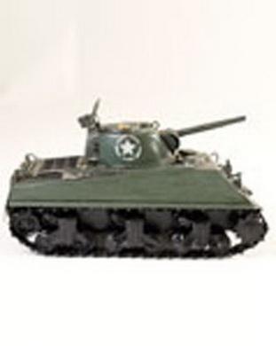 Model US Sherman Panzer