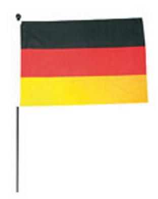 doprodej Vlajka na tyèce SRN