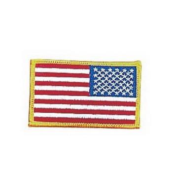 Nášivka US vlajka reverzní