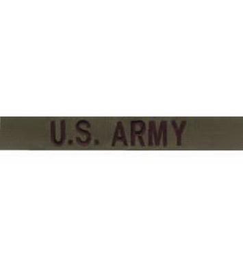 Nášivka U.S ARMY OLIV
