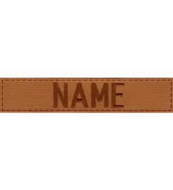 Nášivka jmenovka NAME VELCRO - COYOTE