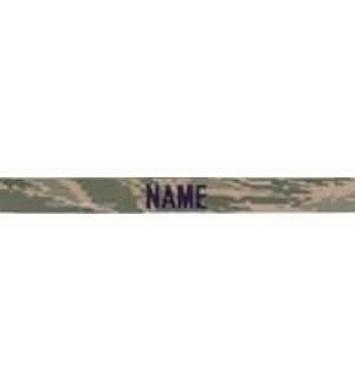 Nášivka jmenovka NAME pro GORE-TEX bundu DIGITAL TIGER