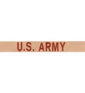Nášivka U.S. ARMY DESERT