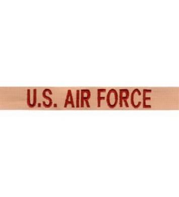 Nášivka U.S. AIRFORCE DESERT