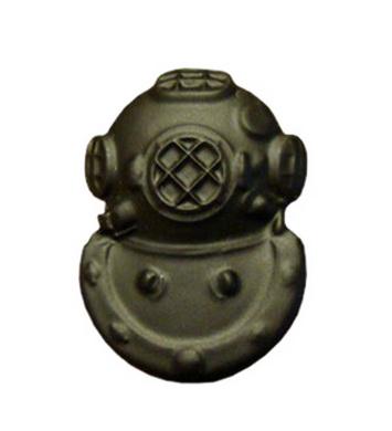 Odznak US DIVER 2nd Class ÈERNÁ