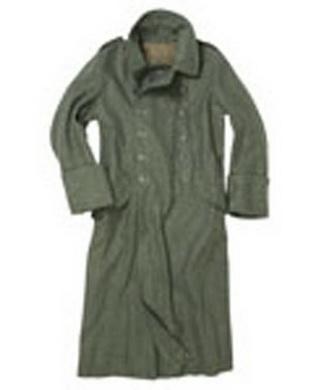 Kabát M40 WH