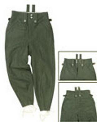 Polní kalhoty M43 WH