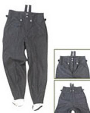 Kalhoty pilotní LW M43