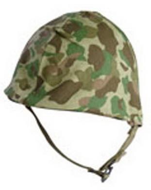 Potah na helmu PACIFIC USMC