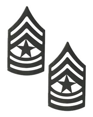 Odznak hodnosti US STAFF SGT.MATT