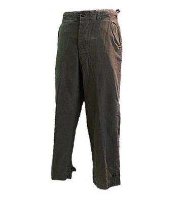 Kalhoty US polní M43 original použité