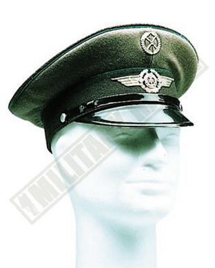 Brigadýrka NVA soldat LSK AF