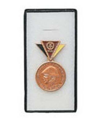 Medaile vyznamenání NVA RESEVISTENABZEICHEN BRONZOVÉ