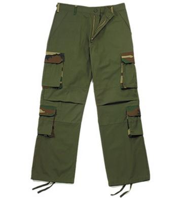 Kalhoty ULTRA FORCE OLIV