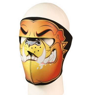 Maska neoprenová na oblièej BULLDOG