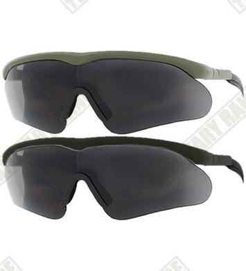 Brýle taktické 101 INC style 2 PSE8