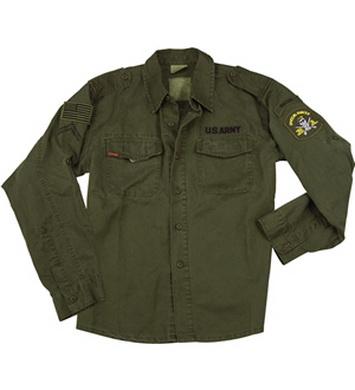 Košile SPECIAL FORCES VINTAGE OLIV