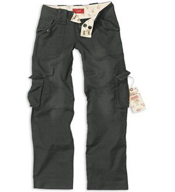 Kalhoty dámské LADIES ÈERNÉ