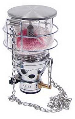 Lampa plynová 400W s piezem