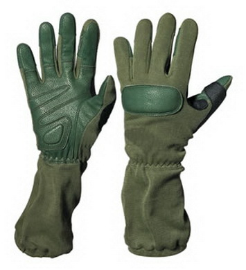 Rukavice SPECIAL FORCES kevlar OLIV