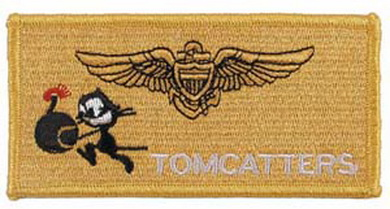 Nášivka VF-31 TOMCATTERS