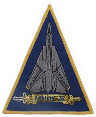 Nášivka VF-32 SWORDSMEN