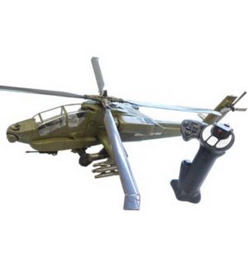 Helikoptéra na IR dálkové ovládání AH-64 Apache 1:32