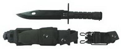 Bajonet US M9 ZELENÝ