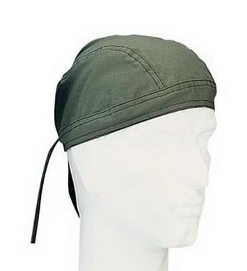 Šátek HEADWRAP OLIV