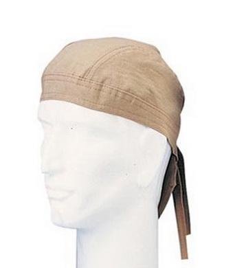 Šátek HEADWRAP KHAKI