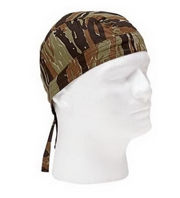 Šátek HEADWRAP TIGER STRIPE