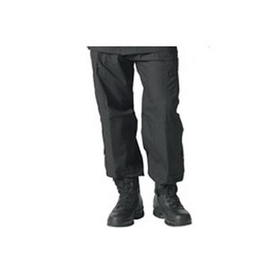 Kalhoty US SDU ÈERNÉ