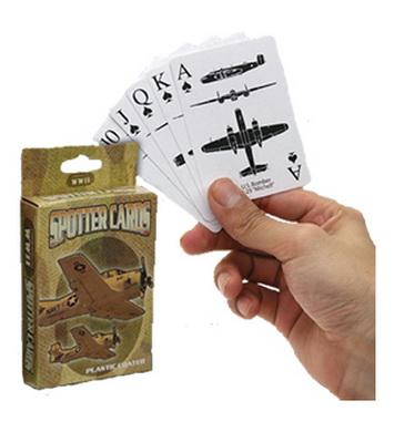 Karty hrací WWII