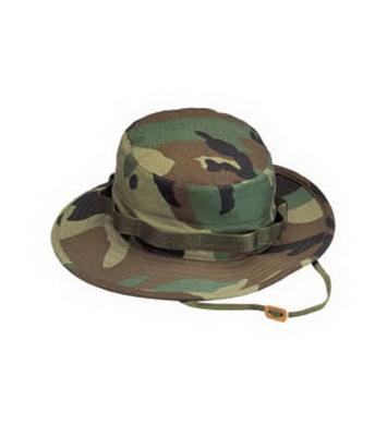 Klobouk BOONIE WOODLAND US Army