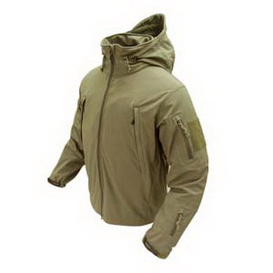 Bunda SOFTSHELL CONDOR COYOTE