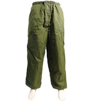 Kalhoty zateplené SOFTIE BRITSKÉ oboustranné