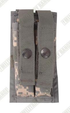 Sumka MOLLE na 2 zásobníky do pistole ACU Tru-Spec