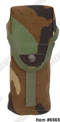 Sumka MOLLE na 2 zásobníky do M16 woodland Tru-Spec