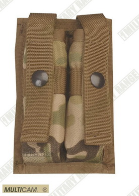 Sumka MOLLE na 2 zásobníky do 9mm Multicam Tru-Spec