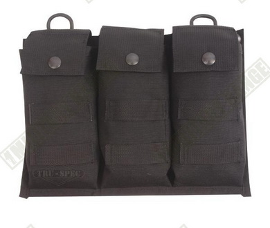 M.O.L.L.e Ramenní bandoleer na M-16 Tru-Spec Black