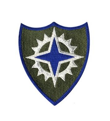 Nášivka 16TH ARMY CORPS