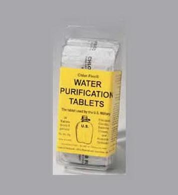 Tablety do vody US 30 ks v balení